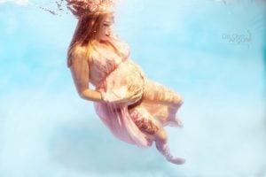 Underwater Maternity - Fotos de embarazo bajo el agua